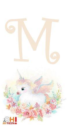 sweet-baby-unicorn-alphabet-M.jpg (865×1600)