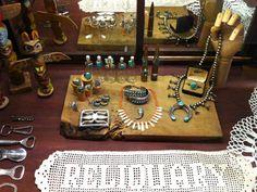 Reliquary, San Francisco, CA- jewelry display