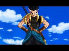 Dragon Ball Heroes - Fukkatsu No F & Super Saiyan 4 Movie Cutscenes - YouTube