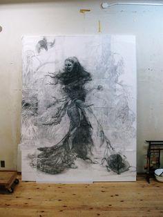 I love Fuyuko Matsui's works.