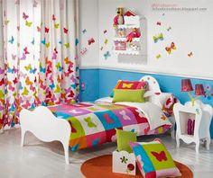 Comfy Kids Bedroom Trends Ideas For 2019 48 Bedroom Themes, Bedroom Colors, Kids Bedroom, Master Bedroom, Grey Duvet Set, Teenage Girl Room Decor, Country Look, Farmhouse Bedroom Decor, Nursery Furniture