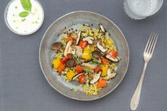 Eine Diät kann schmackhaft sein: Balsamico Shiitake