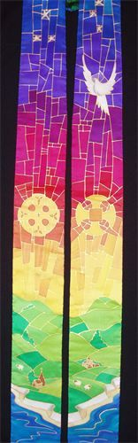 Yvonne Bell Christian Art and Church Vestments - Vestments - All Seasons