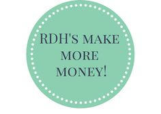 RDH's --> learn how to work from home, ONLINE doing something a little different to earn extra money. Coaching, tutoring, health, fitness, baking, cooking..possibilities are endless. Learn more: http://www.officeelle.com/rdh.html