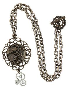 Steampunk Necklaces - Steampunkary