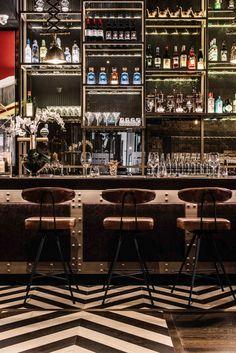 Eastside Grill by Giant Design, Sydney – Australia » Retail Design Blog