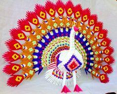 Peacock… | Album | Mohammad Nofal | 3D Origami Art