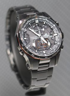 Casio Edifice EQW-A1200 Sensor Chronograph Watch For 2013