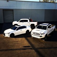 All white everything. My clients Topher and his team at @luxuryvehiclecare coated all their personal rides for that brilliant white glow. #ceramicpro #vehicle #usa #lifestyle #automotive #race car #car