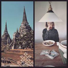 Pozdrav z Thajska