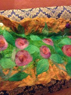 Rosas Painting, Art, Felting, Roses, Art Background, Painting Art, Kunst, Paintings, Performing Arts