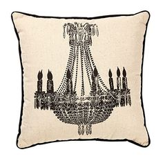 Maison d'Or Cushion Chandalier - Cushions & Throws - Living Room - Homewares - The Warehouse