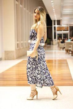 Evento + Look by Colcci – Larissa Ruston | Blog de Moda, Beleza, Tendências e…