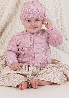 Ravelry: 7193 Cardigan pattern by Elle Yarns