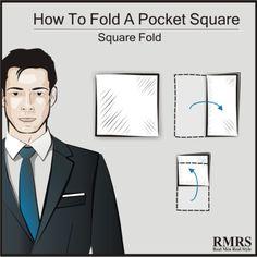 Mens Silk Pocket Square - Subtle Angles Mens Sq by VIDA VIDA pqOmCg