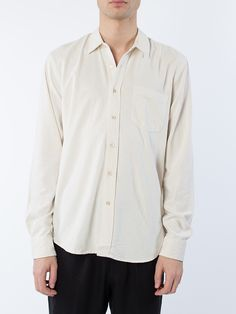 APLACE Classic Shirt Silk - Our Legacy