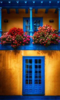 Ventanas del Fontán | Flickr - Photo Sharing!