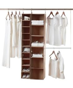 Neatfreak Closet Organization System, 3 Piece ClosetMAX