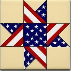 Quilt of Valor quilt block