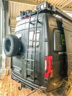 "HYMER GCS 4x4 RSX ""HUNTER®️-EDITION"" Mercedes Sprinter Camper, Benz Sprinter, Ford Transit Camper, Bus Camper, Vw Bus, Sprinter Van Conversion, Camper Van Conversion Diy, Build A Camper, Vans"