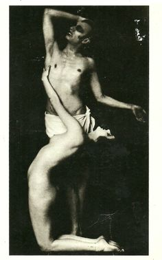Anita Berber 1922.Photo Dora Kallmus.