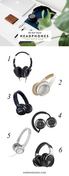 Sadly, I go through multiple pairs of headphones per month and I can't live without audio. On the flip side, I've tried many pairs of headphones over the years. Here are the best travel headphones to take on your next adventure! Best Travel Apps, Best Travel Backpack, Carry On Packing, Packing Tips For Travel, Travel Advice, Packing Lists, Travel Info, Travel Ideas, Travel Necessities