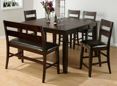 City Furniture Dining Room Sets With Black Color