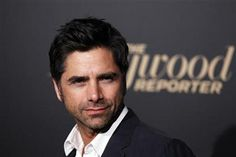 John Stamos. I've been crushing since he first appeared on General Hospital, in the early 80's?