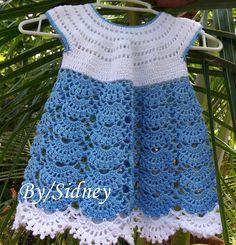 Vestidinho Azul