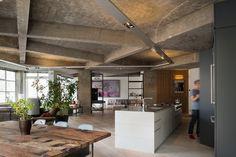 Loft in central London via desire to inspire - desiretoinspire.net - WarnerHouse