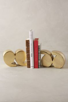 Shop the Quotation Marks Bookends  and more Anthropologie at Anthropologie today. Read customer reviews, discover product details and more.