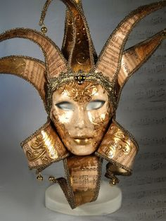 Mask   Venetian Masks Jolli   JOLLI - large mask