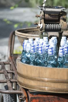 Ramune (the drink)  Japan