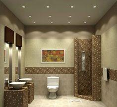 Inneneinrichtung Dekoiideen Mushroom Design Badezimmer Mosaik Deko