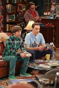 Johnny Galecki, Simon Helberg, and Jim Parsons in The Big Bang Theory Big Bang Theory, The Big Theory, Breaking Bad, Simon Helberg, Leonard Hofstadter, Johnny Galecki, Jim Parsons, Sometimes I Wonder, Por Tv