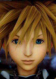 Sora :) from Kingdom Hearts
