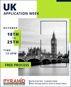Education Consultant, Work Visa, Overseas Education, Uk Post, Air Tickets, Social Trends, Social Media Design, Ielts, Higher Education
