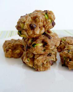 Vanilla & Spice: Zucchini Bread Cookies