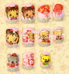 Aliexpress.com : Buy Nail art finished products nail art patch from Reliable japanese nail suppliers on Jessie's shop. $8.19