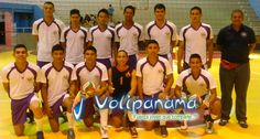 Torneo Interuniversitario de voleibol en la USMA equipo de la Universidad Tecnològica de Panamà (UTP)