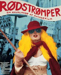 Den nye kvindebevægelse var et led i ungdomsoprøret og begyndte i 1970 med den første rødstrømpeaktion.