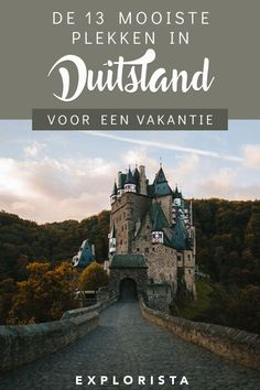 Beste Hotels, Travel List, Places To See, Netherlands, Dutch, Beautiful Places, Road Trip, To Go, Germany