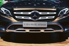 2017 Mercedes-Benz E-Class All-Terrain  #2017MY #Mercedes_Benz #Mercedes_Benz_E_Class #Segment_E #German_brands #Paris_2016