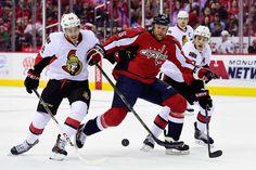 Ottawa Senators vs Washington Capitals 2017 NHL Live Stream