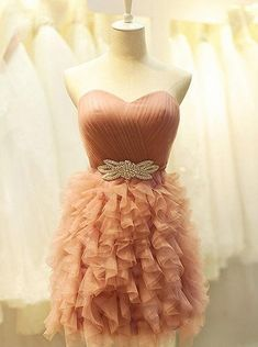 Customized Morden Prom Dresses For Cheap, Prom Dresses Short, Beautiful Prom Dresses · HotProm · Online Store Powered by Storenvy Vintage Homecoming Dresses, Cheap Short Prom Dresses, Best Prom Dresses, Beautiful Prom Dresses, Dresses For Teens, Party Dresses, Bridesmaid Dresses, Graduation Dresses, Prom Gowns