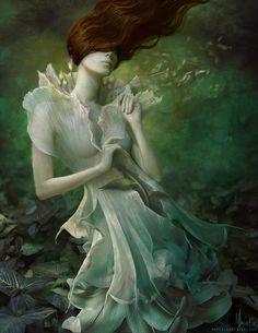 So powerful > Loveless by MarcelaBolivar http://www.deviantart.com/art/Loveless-543125920?utm_content=buffer74062&utm_medium=social&utm_source=pinterest.com&utm_campaign=buffer #fantasyart #surreal #painting