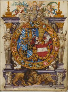 Libro de joyas de la Duquesa Ana de Baviera — Visor — Biblioteca Digital Mundial