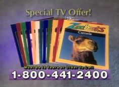 I never got any of these, but I definitely remember seeing the commercials when…