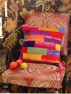 Noro pillow