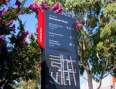 Springvale Wayfinding Signage – Studio Binocular, in collaboration with Aspect Studios and the City of Greater Dandenong, piloted a wayfinding strategy for Springvale Activity Centre with the aim to extend the system to other activity centres in the municipality.